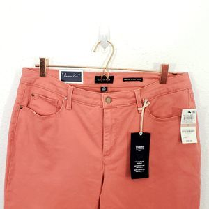 Charter Club Jeans - Charter Club Coral Bristol Skinny Ankle Jeans 12